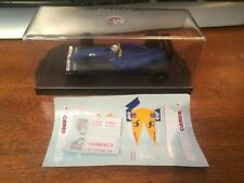 Onyx F1 1/43 Scale Williams Honda - Plain Blue With Decals - Boxed