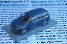 VOITURE AUDI Q7 1/43 IXO DE AGOSTINI DREAM CARS RUSSIE SOUS BLISTER