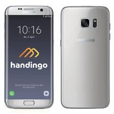 Samsung Galaxy S7 Edge 32GB  Schwarz Blau Pink Gold - Zertifiziert Refurbished