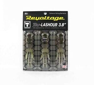 Jackall Soft Lure RV-Lashour 3.8 Inch Glitter Wakasagi (2569)
