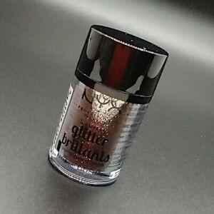 NYX Professional Makeup Face & Body Glitter Bronze - 0.08oz