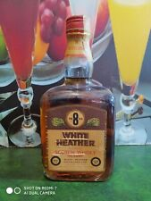 WHITE HEATER 8 YEARS OLD BLENDED SCOTCH WHISKY DE LUXE 75CL 43,4%VOL
