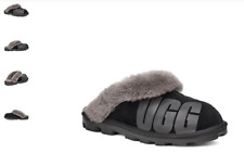 UGG Coquette UGG Rubber Black Slippers Women's US sizes 5-12/NEW