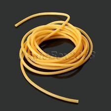 1632 ricambio per caccia in lattice naturale fionda Tubo elastico rosso catapulta 10 m