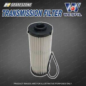 Wesfil Transmission Filter for Volkswagen Caravelle T5 Tiguan 5N 2.0 2008-On