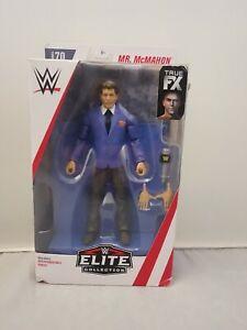 WWE Elite Collection Series 70 Mr. Vince McMahon Mattel Action Figure (PHOTOS)