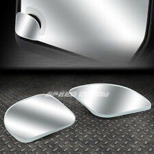 """PAIR 2""""ADJUSTABLE CORNER STYLE CONVEX BACK/REAR TOW SIDE VIEW BLIND SPOT MIRROR"""
