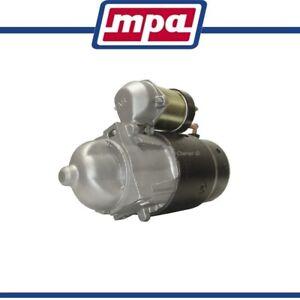 MPA Premium New Starter Motor For 1975-1986 CHEVROLET K10 V8-5.7L
