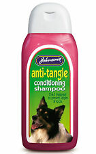 Johnsons Anti tangle Shampoo 200ml - dogs. Posted Today If Paid Before 1pm