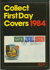 GB Collect First Day Covers 1984. B.B.P. Publications.