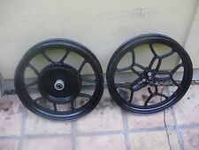 BMW Motorcycle Airhead R65LS BLACKED out Mag wheels 18 inch  F & R