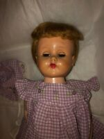 Original 1950s Ideal 22 inch Flirty eyed Saucy Walker Doll