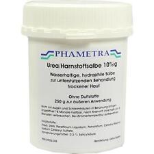 UREA/ Harnstoffsalbe 10% ig 250 g PZN 8926346
