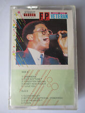 "FRANKIE PAUL ""F.P. THE VETERAN"" - REGGAE CASSETTE TAPE VP RECORDS - NEW"