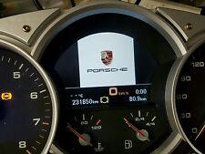 Porsche Cayenne velocímetro-pantalla LCD para rb4 y rb8 tacómetro