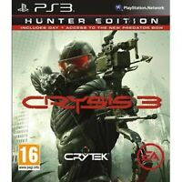 Crysis 3 PS3 PlayStation 3 Video Game Mint Condition UK Release