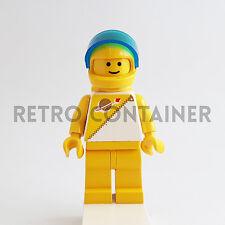 LEGO Minifigures - 1x sp016 - Futuron Astronaut Yellow - Space Omino Minifig