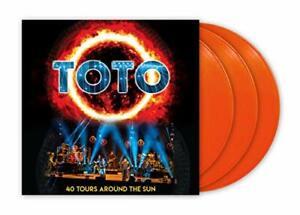 Toto - 40 Tours Around The Sun [CD]