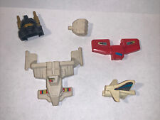 SUPERION PARTS LOT Transformers G1 Aerialbots Head + Chest + Hand + Hip Lot