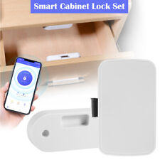 Smart Drawer Security Lock Cabinet Lock Keyless Bluetooth Phone APP Lock HS1366