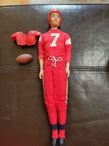 Vintage Ken Bend Leg Doll #1020 Wearing Touchdown #799  Excellent Condition!