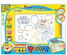 US SELLER Pororo Color Board / Pororo / Toy / Children's toy NEW