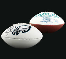 Zach Ertz Signed Philadelphia Eagles Embroidered White NFL Football