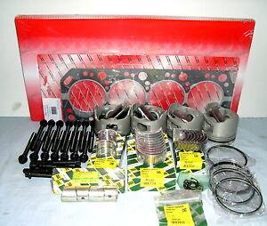 FULL ENGINE REBUILD  KIT FOR TOYOTA HILUX & HIACE  3L  2.8 LITRE DIESEL1989-1998