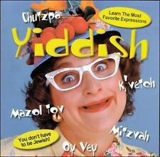 Easy Go : Easy Go Yiddish Language 1 Disc CD