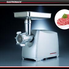 Gastroback - Design Fleischwolf Pro M