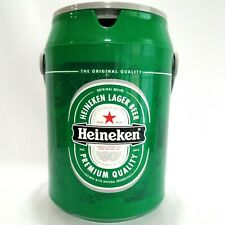 Heineken Ice Bucket Cooler Box Cold Drink Beer Can Brewery Thai Ads Collectible