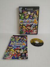 Mario Party 4 Jeu Game Nintendo Game Cube Gamecube Avec Notice Testé