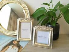 "Ornate Gold Photo Frames 4x6"" 5x7"" 8x10"" Wedding Table Birthday Day Anniversary"