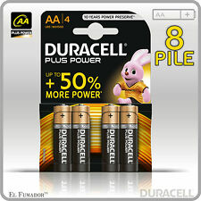 Batterie DURACELL PLUS POWER - 1,5V AA PILE Alcaline Stilo - MN1500 LR6 DURALOCK