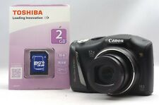 @ Ship In 24 Hrs! @ Excellent! @ Canon PowerShot SX150 IS 14.1MP Digital Camera