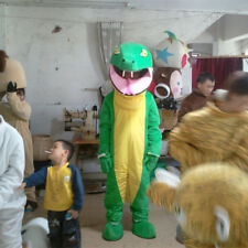 Christmas Snake Mascot Costume Suit Dress Animal Adult Unisex Party Game Cosplay