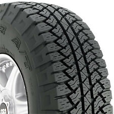 ONE(1) 265/70R-17 113S BRIDGESTONE DUELER A/T RH-S BLACKWALL