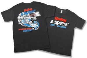 Holley 10121-XLHOL Holley LS Fest Drift Challenge T-Shirt