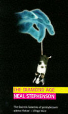 The Diamond Age: Or, a Young Lady's Illustrated Primer by Neal Stephenson (Paper