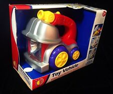 Child's Toy Vehicle with Lights & Sounds by Blue Box for Ages 3+ NIB
