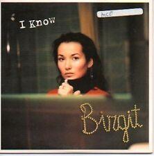 (675F) Birgit, I Know - 2001 CD