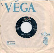 EP SINGLE - JUKE BOX--RAY CHARLES--CARELESS LOVE / HA