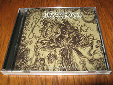 "MASACRE ""Metal Medallo Attack"" CD  hadez mortem sarcofago"