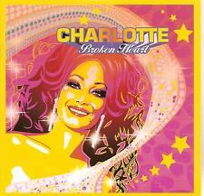 CHARLOTTE - broken heart CD SINGLE eurodance 2003 RARE