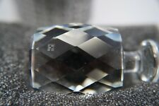 SWAROVSKI PAPERWEIGHT - ONE TON CLEAR 014318 AUTHENTIC