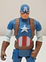 "Hasbro Marvel Avengers 6"" Action Figure Captain America Sealed ~ Ships Free"