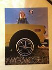 1974 MG Midget Sports Car, Auto Sales Showroom Brochure,