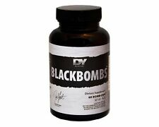 DORIAN YATES BLACK BOMBS 60 BOMB-CAPS 60 SERVINGS lose weight SHIPPING WORLDWIDE