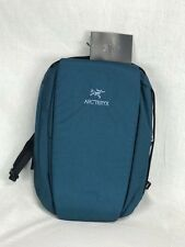"NEW ARCTERYX BLADE 20 LEGION BLUE BACKPACK 15"" LAPTOP DAY BAG CASE FAST SHIP"