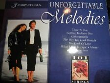 101 Strings Unforgettable Melodies [3 CD]